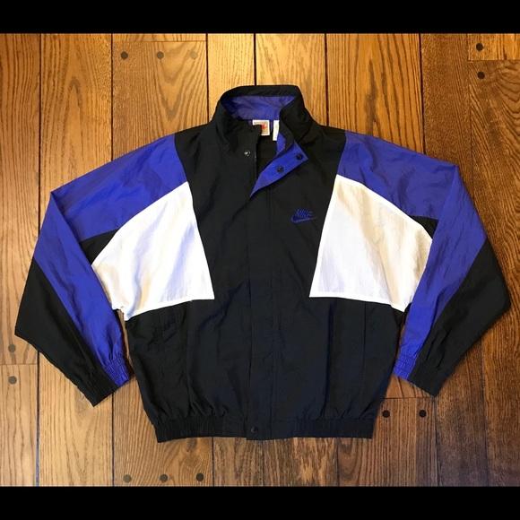 36b701defdcd Vintage 80s Nike Jacket. M 5babc5356197450fadc0d10a
